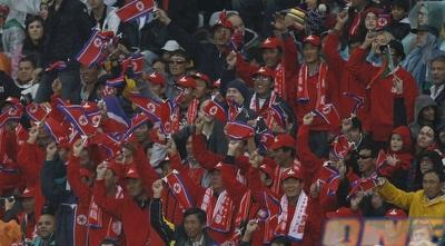 הקומץ של צפון קוריאה (רויטרס)