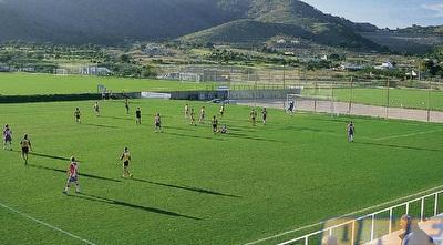 מגרשי האימון, מחלקות הנוער של מילאן וריאל ינכחו באותו הזמן
