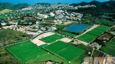מגרשי הכדורגל בלה מאנגה