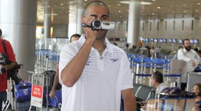 אנדי רם הגיע עם מצלמה (חגי ניזרי)