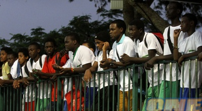 הנבחרת הסודנית (חגי ניזרי)
