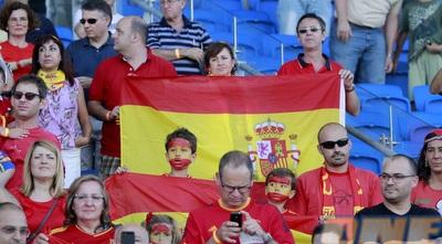 אוהדי נבחרת ספרד (יוסי ציפקיס)