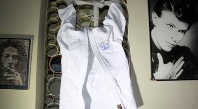 חליפת הג´´ודו של יואל רזבוזוב (חגי ניזרי)