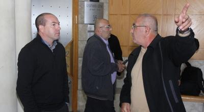 אייל ברקוביץ´ בהארכת המעצר של חטאב עוביידה (עמית מצפה)