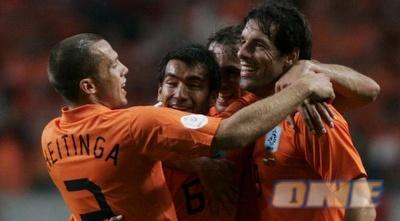 יורו 2008: הולנד נגד רוסיה - שידור חי