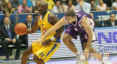 כדורסל מהיורוליג: לה מאן - מכבי תל אביב