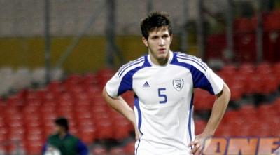רמי גרשון. 90 דקות לפני משחק הנבחרת מול סרביה (אמיר לוי)