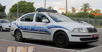 ניידת משטרה (יוסי ציפקיס)