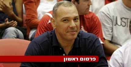 שמעון אמסלם. חוזר לכדורסל (שי לוי)