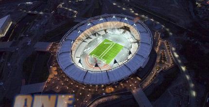 האצטדיון האולימפי. לבעלי ממון בלבד (רויטרס)