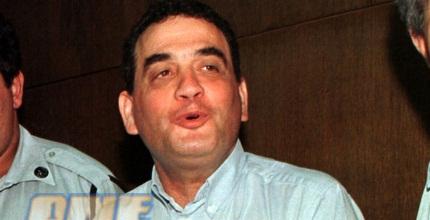 נחום מנבר. יוצא מהכלא אחרי 14.5 שנים (רויטרס)