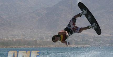 סקי מים. הצלחה ישראלית (ליאור אליהו)