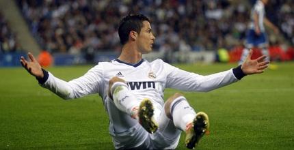 רונאלדו. רגליים ששוות 103 מיליון יורו (רויטרס)