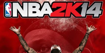 עטיפת המשחק NBA2K14. גם מכבי ת