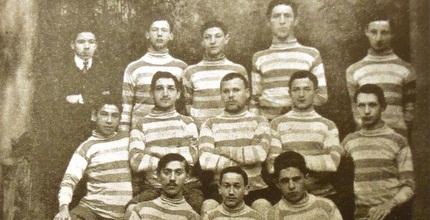 ספורטאים יהודים בקרקוב. סיפוריהם מוצגים בווינגייט