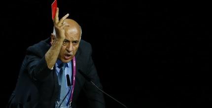 ג'יבריל רג'וב נואם בקונגרס פיפ