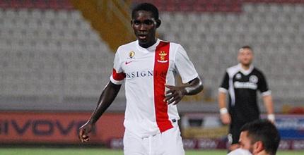 חמזה בארי. 10 הופעות בנבחרת גמביה