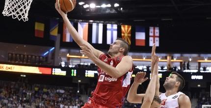 נמנייה בייליצה. משחק ענק (FIBA)