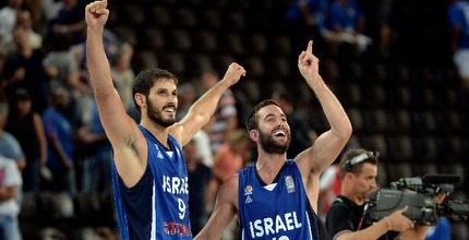 כספי ויוגב חוגגים (FIBA)