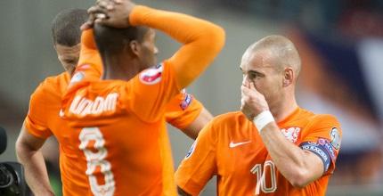 שיאן ההופעות: ווסלי סניידר פרש מנבחרת הולנד