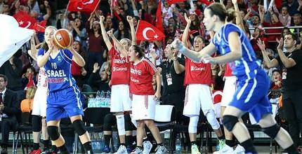 שפיר ודורון (Ahmet Tokyay, Turkish Basketb)