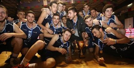 לראשונה בישראל: משחק כדורסל צולם ב-360 מעלות