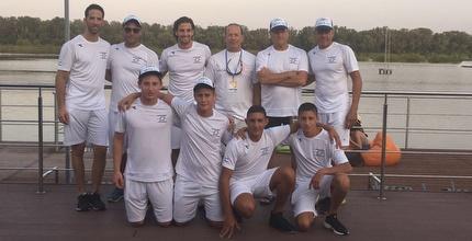 נבחרת ישראל  2016 (עמותת סקי המים בישראל)