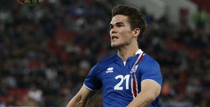 וידאר קיארטנסון עם נבחרת איסלנד עד יום רביעי