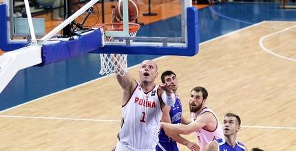 מאצ´יי לאמפה. הוביל את פולין לניצחון (FIBA)