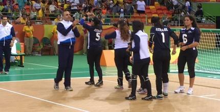 נבחרת הכדורשער נשים (קרן אייזקסון)