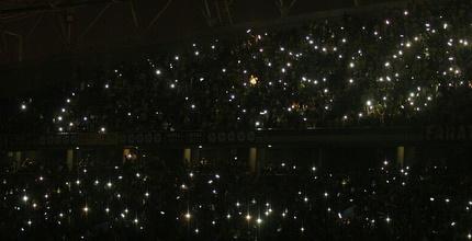 החושך באצטדיון בנתניה (משה חרמון)