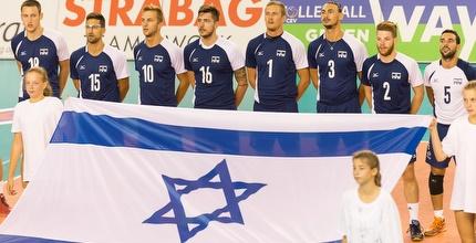 נבחרת ישראל בכדורעף (מערכת ONE)