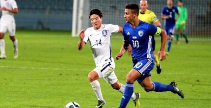 נבחרת הנוער עד גיל 19 ניצחה את קפריסין 0:3