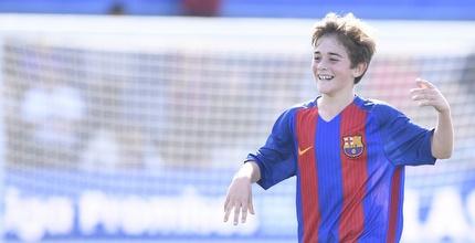 פאבלו פאאס. הכוכב הבא של בארסה? (La Liga)