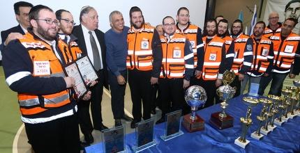 העיתונאים זכו בטורניר לזכרו של דודי הללי