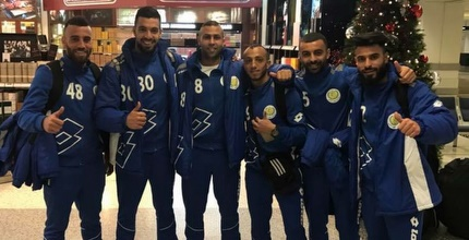 שישה שחקני כדורגל ישראלים נמצאים בלבנון