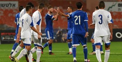 הפגינה בגרות: 0:3 לנבחרת ישראל על הצעירה