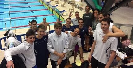 חמש מדליות לנבחרת ישראל בשחייה בשווייץ