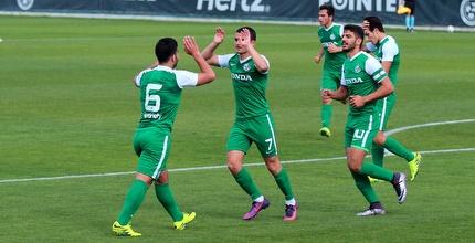 אור ירוק: מכבי חיפה ניצחה 0:2 את אשקלון