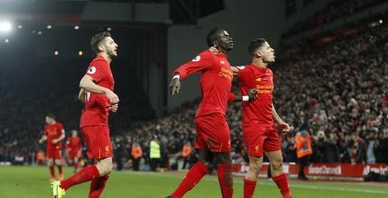 יצאה מהמשבר: ליברפול גברה 0:2 על טוטנהאם