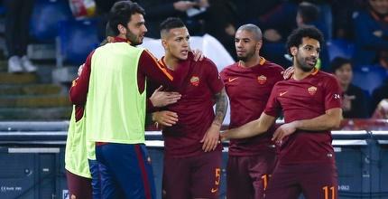 1:2 למילאן על פיורנטינה, רומא הביסה את טורינו