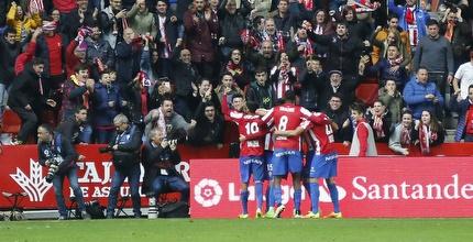 שחקני חיחון חוגגים (La Liga)