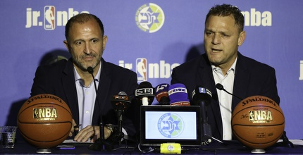 """מכבי ת""""א וה-NBA הכריזו על הקמת ליגה משותפת"""