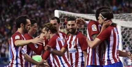 אתלטיקו מדריד. ניתן יהיה לראותה מקרוב (La Liga)
