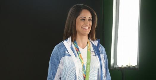 ירדן ג'רבי: אני בטוחה שיהיו יותר מדליות בעתיד
