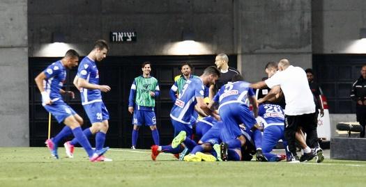 """הסחף נעצר: אחרי 7 הפסדים, 0:1 לפ""""ת על סכנין"""