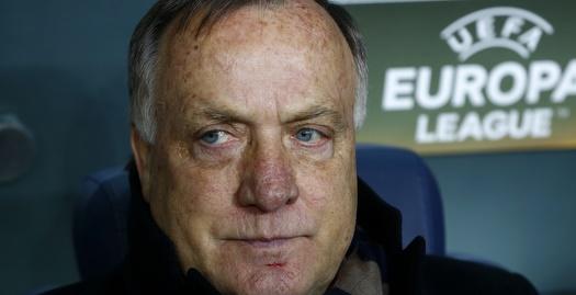 פעם 3 גלידה: דיק אדבוקאט מונה למאמן הולנד