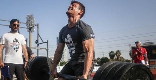 אליפות ישראל בכושר גופני (עדי אדרי)