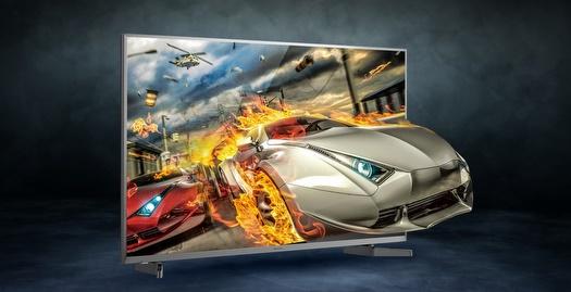 סדרת הטלוויזיות החדשה שלהSmart 4K M5010