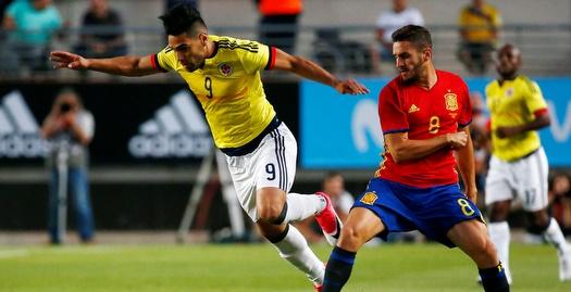 ספרד וקולומביה נפרדו ב-2:2, ניצחון לאיטליה